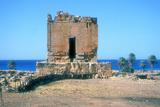 Hellenistic Mausoleum  Tolmeita  Libya