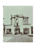 Kensington Fire Station  No 13 Old Court Place  Kensington and Chelsea  London  1905
