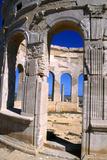 The Market  Leptis Magna  Libya  C3rd Century Ad