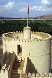 Rustaq Fort  Northern Oman