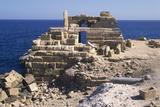 Lighthouse  Leptis Magna  Libya