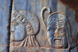 Roman Comic Masks  Sabratha  Libya  C161-C192 Ad