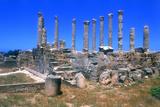 Palace of Columns  Tolmeita  Libya