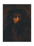A Bearded Man in a Cap  (1657)  1903