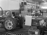 International Harvester Tractor Factory  Doncaster  South Yorkshire  1966