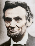 Last Photograph of Abraham Lincoln  (1809-1865)  April 1865