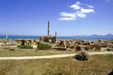 Antonine Baths  Carthage  Tunisia