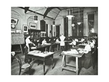 Senior Dressmaking Class  Ackmar Road Evening Institute for Women  London  1914