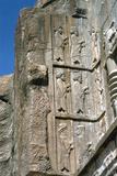 Tomb of Artaxerxes Ii  Persepolis  Iran