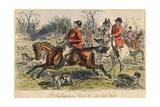 Mr Muffington on Placid Joe (Late Pull Devil)  1865
