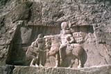 Relief of Shapur I  Naqsh-I-Rustam  Iran