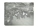 Typewriting Examination Class  Queens Road Evening Institute  London  1908