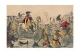 The Battle of the Boyne  1850