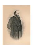 Lord Salisbury (1830-1903)  British Statesman  1896