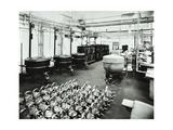 The Kitchen at Banstead Hospital  Sutton  Surrey  1938