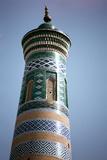 Mosque  Khiva  Uzbekistan