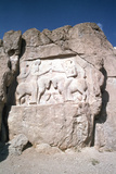 Relief of the Investiture of Ardashir I  Naqsh-I-Rustam  Iran