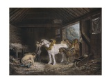 The Farmers Stable  (1791) 1901