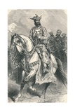 His Highness the Maharajah of Gwalior  1896
