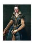 Portrait of Maria De Medici  16th Century