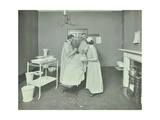Operation Room  Woolwich School Treatment Centre  London  1914