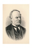 Lord Halsbury  (1823-1921) British Barrister  Politician and Government Minister  1896