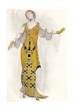 Fantaisie Sur Le Costume Moderne  Dione  C1910