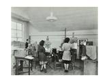 Still Life Class  Saint Martins School of Art  London  1939