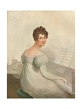 Windsor Castle  1821 Georgina Quentin Mistress of King George IV (1762-1830)  1911