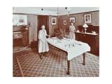 Housewifery Centre  Dulwich Hamlet School  Dulwich Village  London  1907