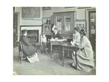 Medical Examination of a Boy  Holland Street School  London  1911