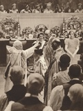 The Crowning of Queen Elizabeth  Wife of King George Vi  1937