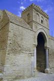 Great Mosque  Kairouan  Tunisia