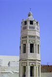 Minaret  Zakkak Madresa  Sousse  Tunisia