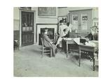 Medical Examination  Holland Street School  London  1911