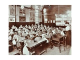 Class 5  Goodrich Road School  Camberwell  London  1907