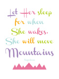Let Her Sleep Mountains Multi