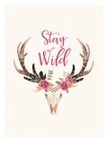Stay Wild Skull Cream