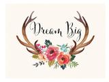 Dream Big Antlers Cream