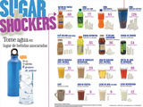 Sugar Shockers Spanish Poster