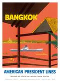 Bangkok Thailand - American President Lines