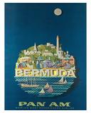 Bermuda - Pan American Airlines