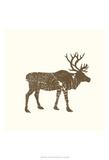 Timber Animals I