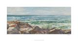 Impasto Ocean View III