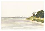 Solitary Coastline I