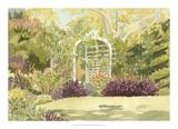 Aquarelle Garden II