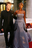 David Bowie and Iman at the Openning of the Metropolitan Opera 2006/07 Season  New York  2006