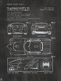 Batman - Info Graphics Design