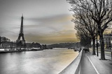 River Seine and The Eiffel Tower