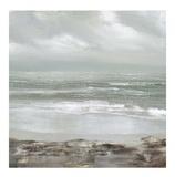 Grey Dawn Reproduction d'art par Caroline Gold